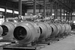 Поставки трубопроводной арматуры и соединительных деталей трубопроводов ООО Спецпромрезерв